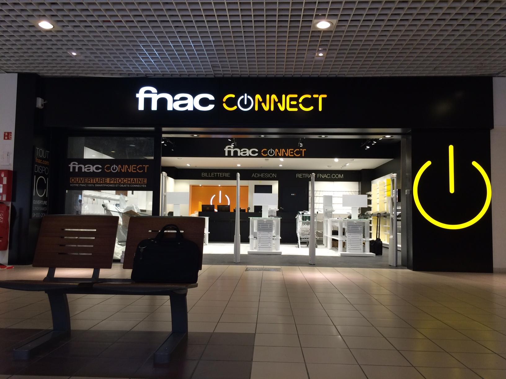 Actif Signal partenaire de la FNAC