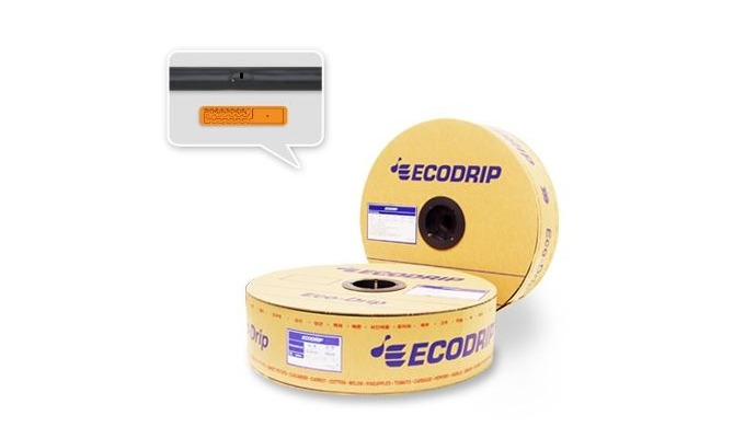 "Feature of ECODRIP ""A"" type Uniformed irrigation better and superior than the world-class global products Clogging-preve"