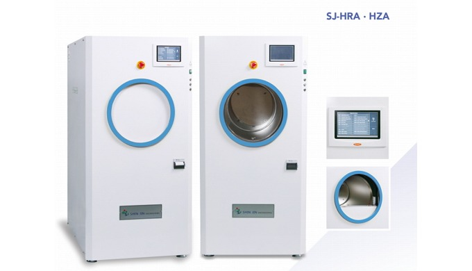 Medium & Large Scale Sterilizer_SJ-HRA110, SJ-HRA220, SJ-HRZ380