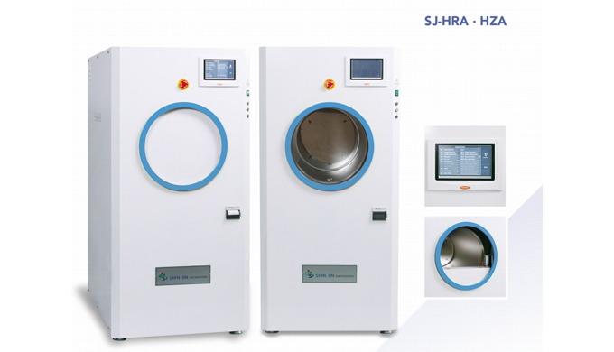 Medium & Large Scale Sterilizer_SJ-HRA110, SJ-HRA220, SJ-HRZ380