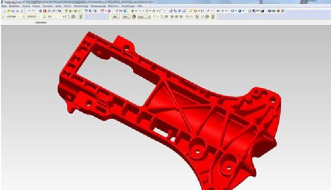 Für Prototypen oder Kleinserien können wir aus Vollmaterial anspruchsvolle Gehäuse, Maschinenteile von hoher Qualität fe