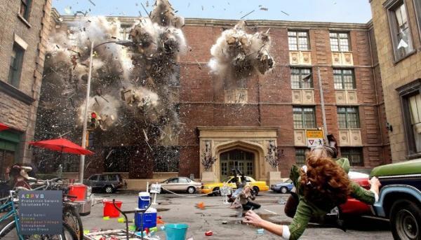 Film Anti Explosion PROTECVER 200 M1
