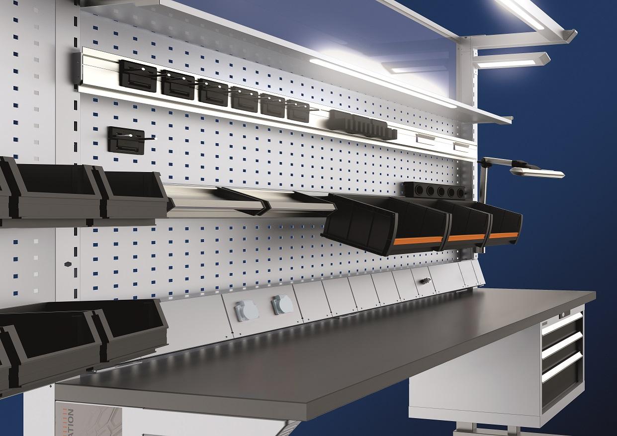 Hoffmann Group perfecciona la estación de trabajo GARANT