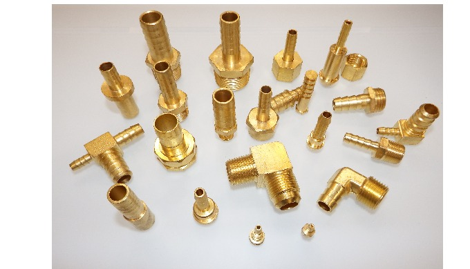 Brass Pipe & Tube Fittings