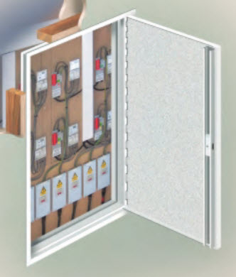 Firepan PF60 Firepan PF120 Firepan SBF60 Firepan SBF120 PANELCRAFT ACCESS PANELS have developed the TRADPAN RANGE to pro