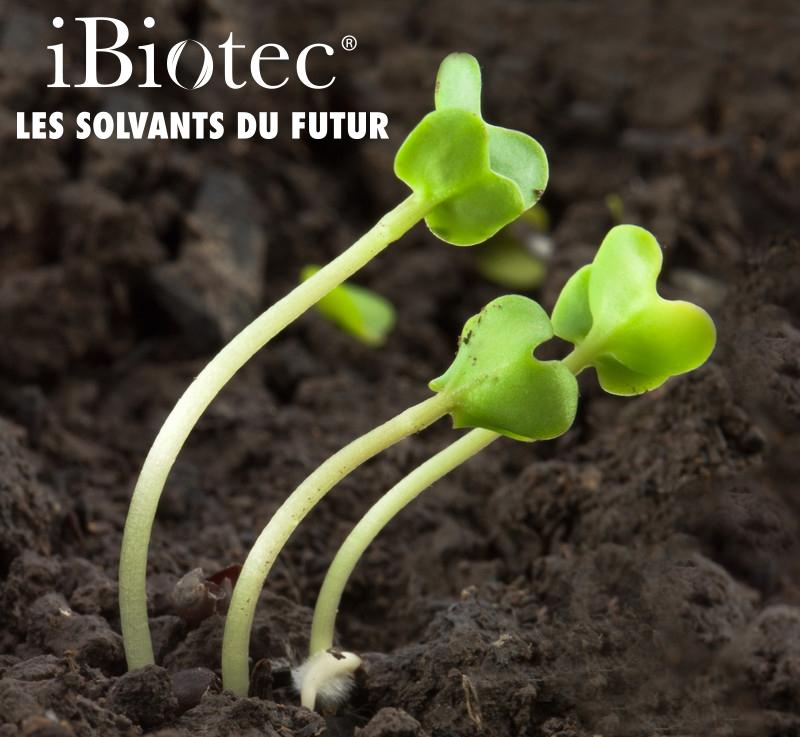 IBIOTEC  LES SOLVANTS DU FUTUR
