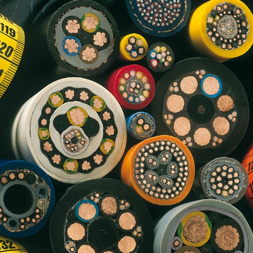 Spezial Kabel und Leitungen