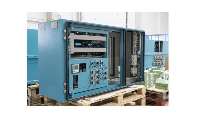 Průmyslové nízkonapěťové elektrické rozvaděče