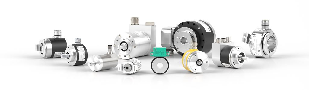 Rotary encoders can be used in all applications that require monitoring rotation rate, speed, acceleration and direction