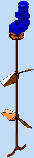 Agitadores verticales Cabezales Con motor directo Con reductor (visinfín, ejes paralelos, cónicos, coaxiales…)Estanqueid