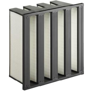 El Duravee HXL es un filtro de 440 mm de fondo, de alta eficacia para ciclos duros de trabajo, desarrollado especialment