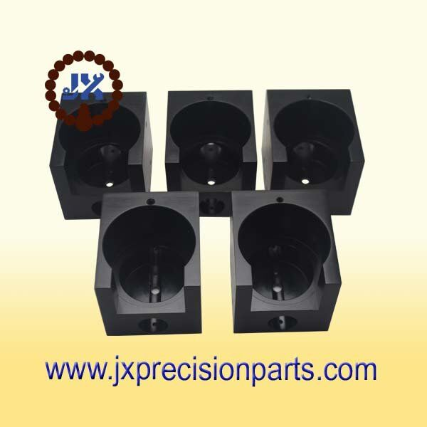Aluminum/Steel Cnc  / Milling / Drilling / Boring Machined Service Parts In China