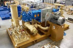 Seit mehr als 150 Jahren verfügen wir über Erfahrungen im Kolbenmaschinenbau. Unsere Kolbenverdichter sind modular aufge