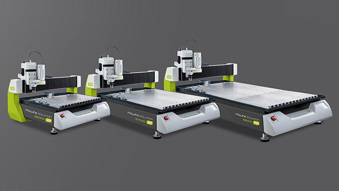 Gravograph: Máquinas grabado, fresado y recorte Serie 1000XP