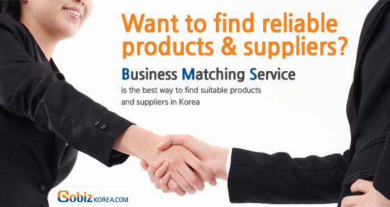 Gobizkorea | Meet Reliable Korean Products, Suppliers, Manufacturers