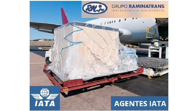 Transporte aéreo IMPORT / EXPORT