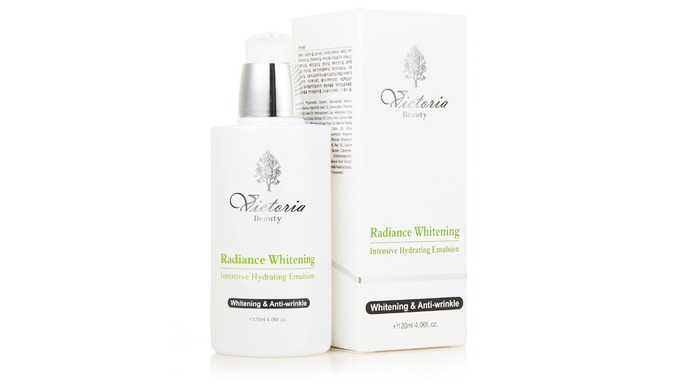Radiance Whitening Intensive Hydrating Emulsion