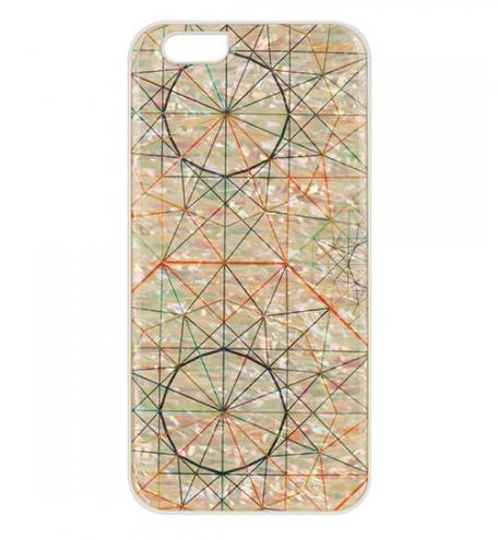 el iphone 6 real de la madera y de la perla caso de teléfono(Artista WH)