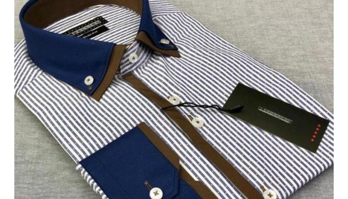 Модель Tebby slimfit men's shirts
