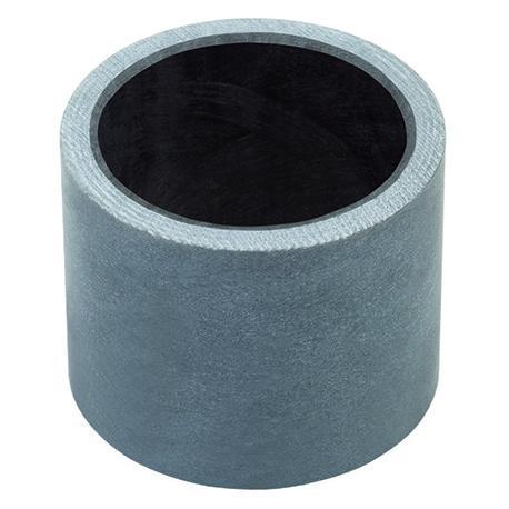 Les bagues à enroulement filamentaireHSG, qui offrent un fonctionnement sans entretien,allient les propriétés autolubr