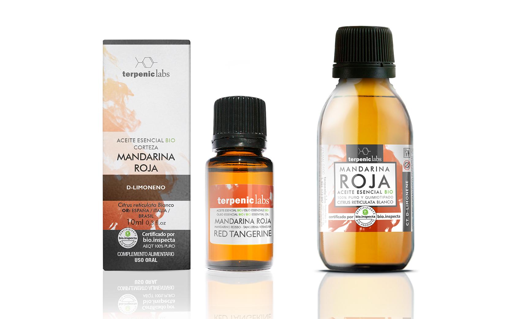 Mandarina Roja - Terpenic Labs
