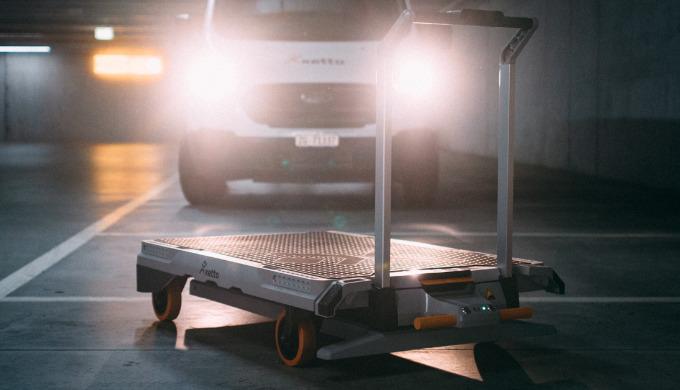 xetto – eine geniale Erfindung, um Ihre Frachten zu bewegen und be- und entladen.Mit ihm haben Sie endlich die integri