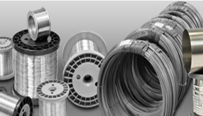 Service-center for steel strip, wire, plates and bars in special alloys, stainless steel and non-ferrous metals.
