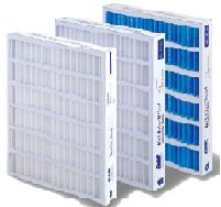 El PerfectPleat con y sin impregnación biostática es un filtro en panel de superficie plegada con una media autoportante