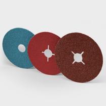 Discos abrasivos de diferentes diámetros