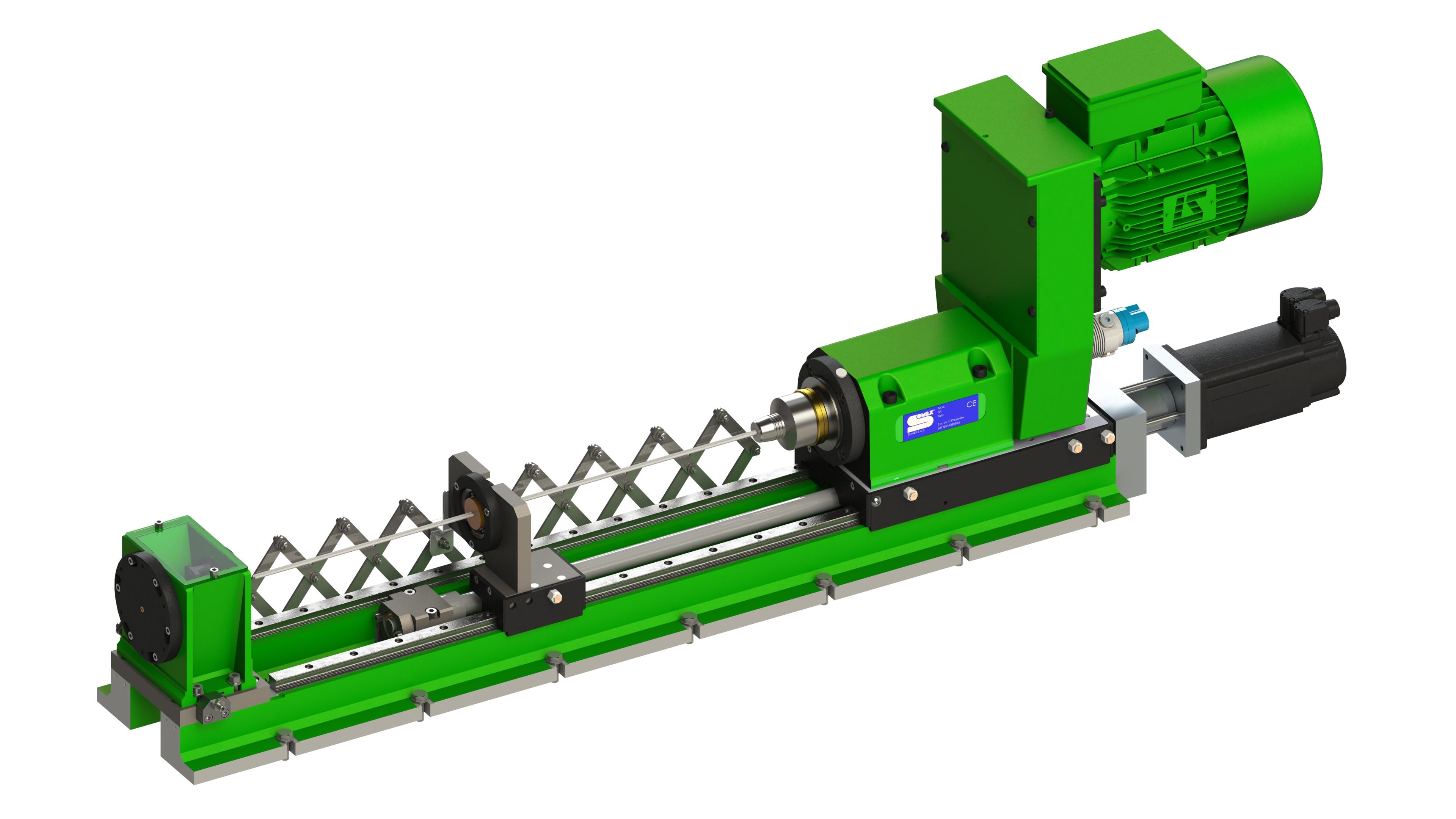 ECPP40-500 - Unité de perçage profond, capacité de perçage de Ø6 à Ø12 mm