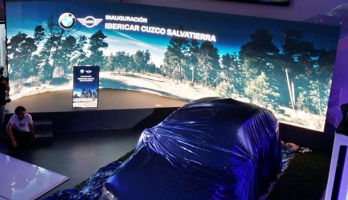 Evento de presentación del nuevo BMW X4