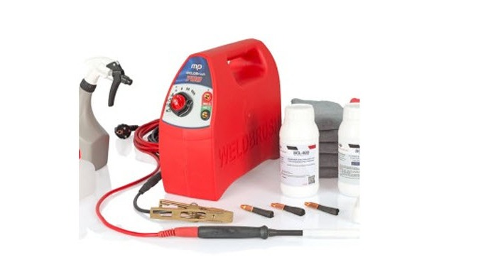 "Stainless finishing solutions Ltd  ""UK's home of the WELDBrush The Weldbrush range of electrolytic weld cleaners are des"