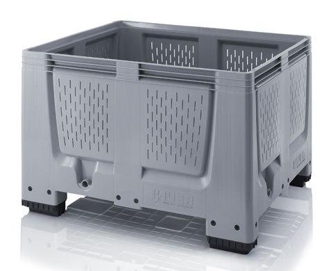 Containerele cu fanţe de ventilaţie sunt folosite pentru recoltare sau/şi depozitare a fructelor si legumelor. Sunt fabr