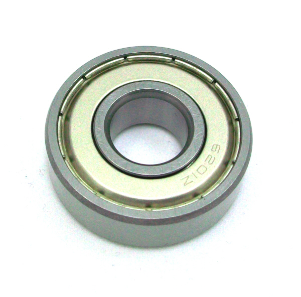 Electric motor ball bearings are rated EMQ2 (ZV3) for very low noise or low vibration applications. Various radial play