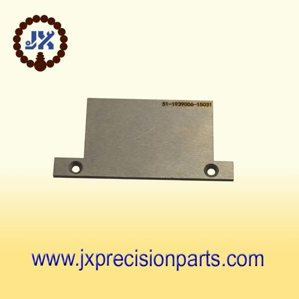 China anodized AluminumCNCmachining/milling/ parts by highlight process