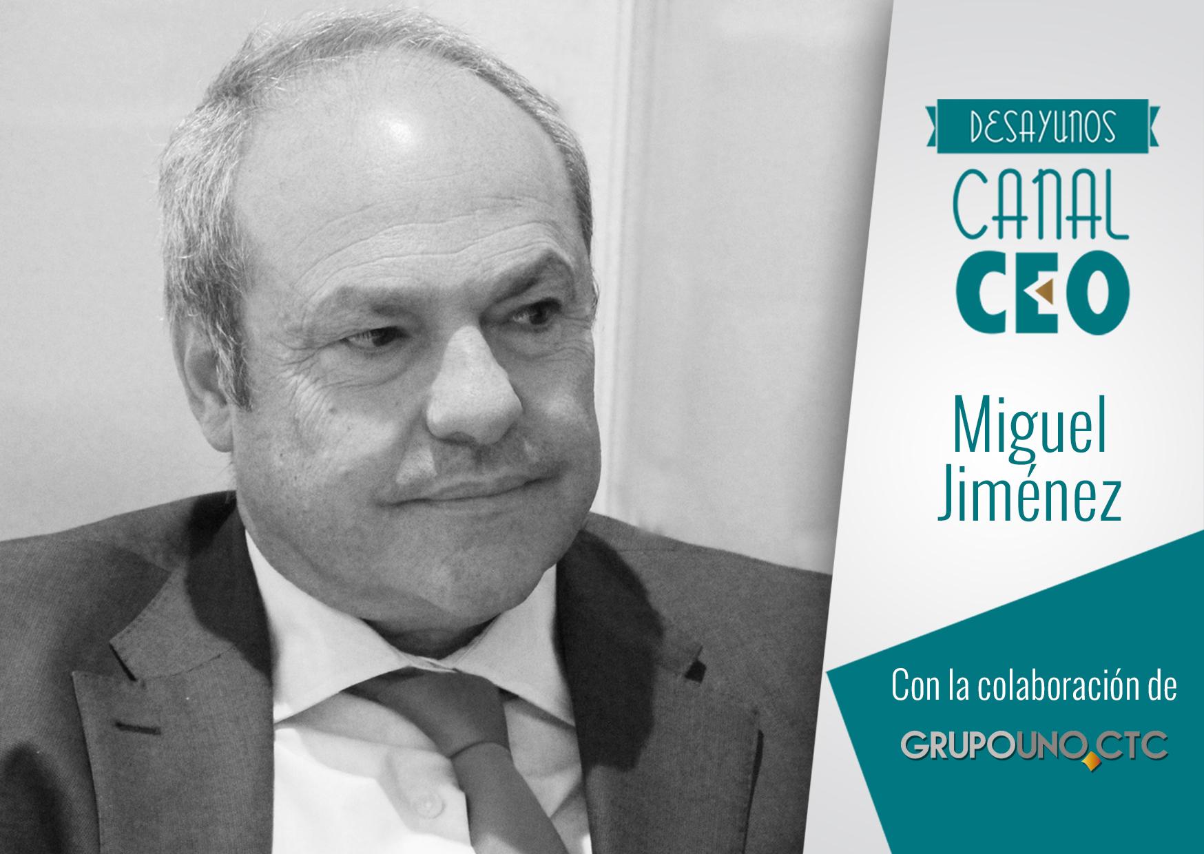Desayuno Canal CEO: El management no tiene normas rígidas