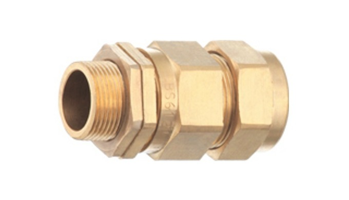 E1W Cable Gland is suitable for Indoor and outdoor application. it can be use for all type of Steel and Aluminium wire A