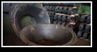 Ocelové odlitky z Mn (manganových) ocelí Vyrábíme ručně i strojně formované odlitky z uhlíkatých, středně a vysocelegova