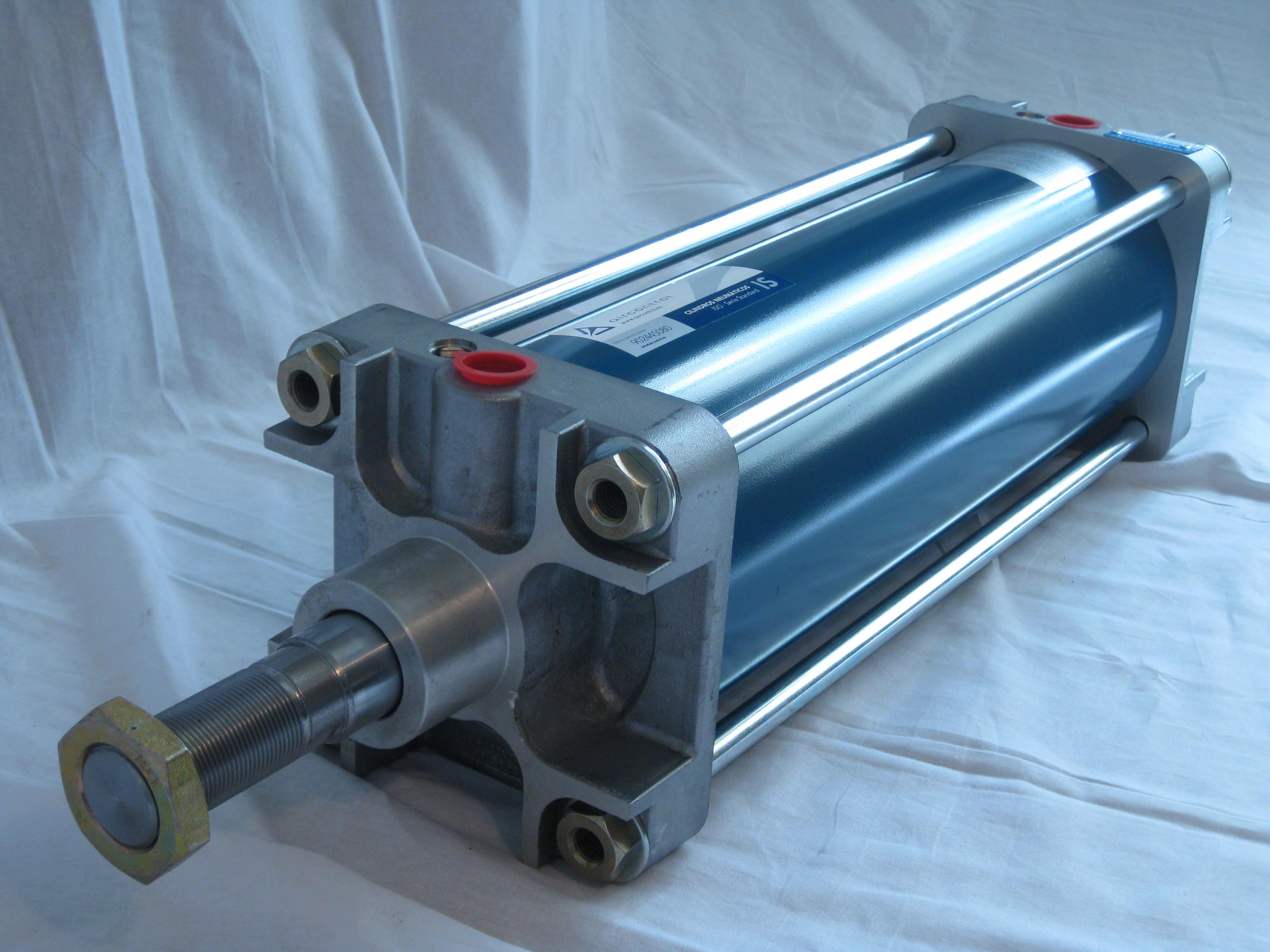 Air control industrial s l cilindros neum ticos for Compresor hidroneumatico