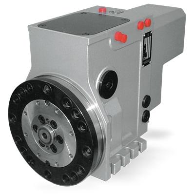 Torreta Electromecánica de eje horizontal TE Rotación bidireccional Apertura y cierre sin movimiento axial sistema que r