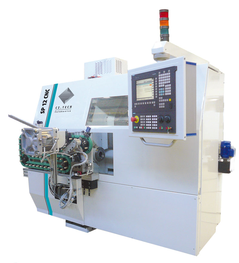 CNC Line 4 - software INDUSTRY 4