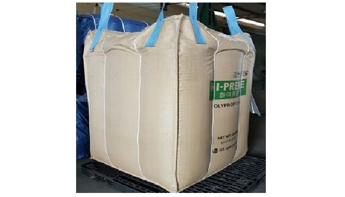 It is the product which can keep the structure of the square even after the product is filed and can be loaded up to the