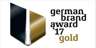 """Prix Allemand de la """"Marque en or""""  pour Leuze electronic"""