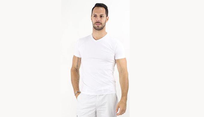 T-shirt - Holloway Blanc