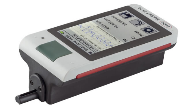 MOBILE SURFACE ROUGHNESS MEASURING INSTRUMENT PS10