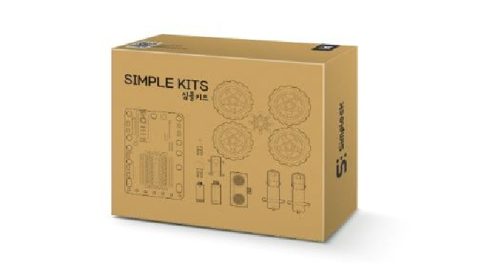 SIMPLOCK(BRIXTAR) is a Building toy for creativity development that is best suited for kindergarten and elementary schoo