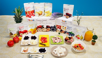 TROO Freeze Dried Fruits
