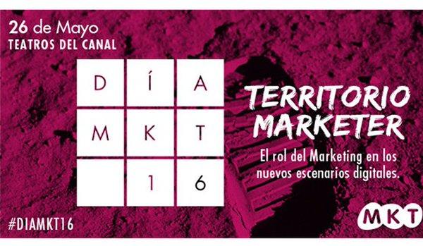 Kompass Spain estará presente en el #DÍAMKT16