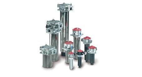 Stort udvalg af Eatons kvalitetsfiltre til hydrauliksystemer
