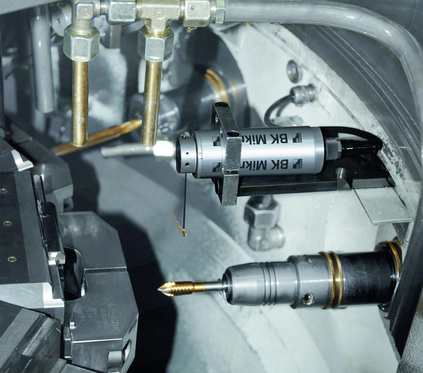 Système de détection de casse et bris d'outil